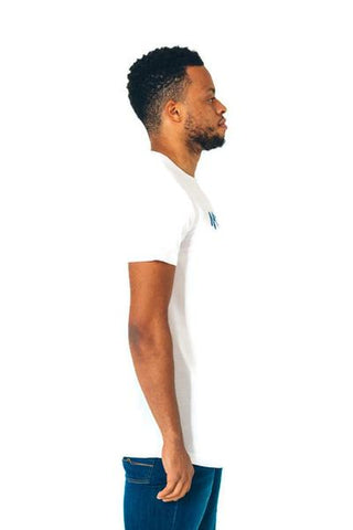 Brand Carrier White T-shirt