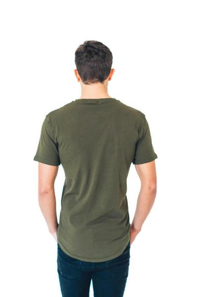 Brand Carrier Khaki Green T-shirt