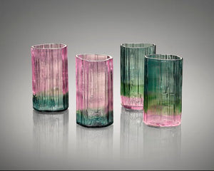 Tourmaline tumbler glasses (set of 6)