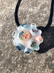 Contemporary Art Nodule (Coralite) pendant