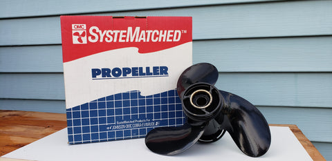 "Propeller - 9.25"" x 8"" x 3 - 9.9 to 15 hp"