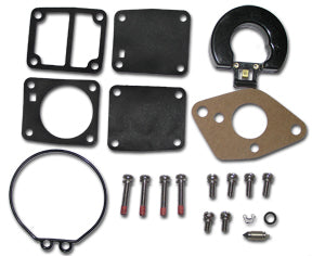 Carburetor Repair Kit: 5 B ~ 9.8 B 2-STROKE