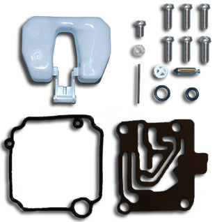 CARBURETOR REPAIR KIT: 15/20 C & D 4-STROKE