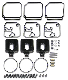 Carburetor Repair Kit: 60 B ~ 70 C 2-STROKE