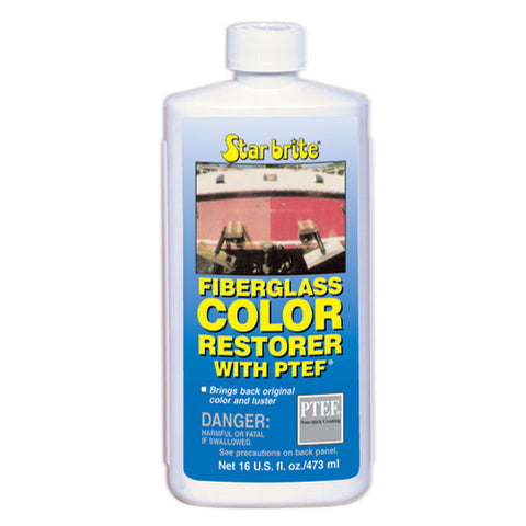 Care Products - Fiberglass Color Restorer - 16 oz