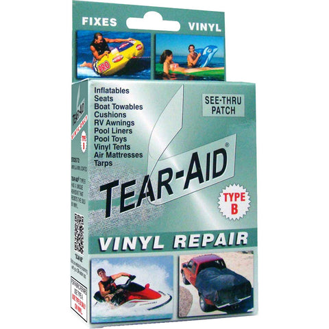 "Care Products - Tear Aid -Vinyl Repair - 3"" x 12"""