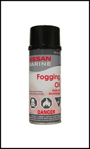 Fogging Oil - 12 oz. - Nissan Marine