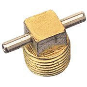 Garboard T-Handle Replacement Plug - Bronze - Seadog