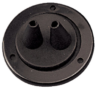 "Motor Well Boot - 3"" - Rubber - Seadog Line"