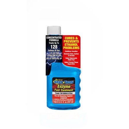 Fuel - Enzyme Treatment 8 fl. oz. - Star Tron
