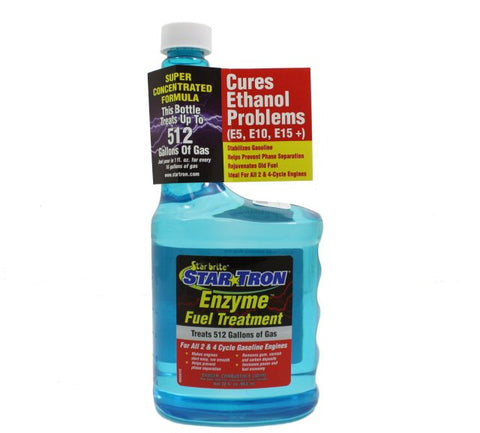 Fuel - Enzyme Treatment - 32 fl. oz. - Star Tron