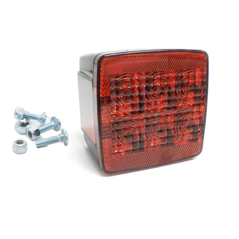 "Trailer Light - 4"" box - LED Submersible - TechNiq"