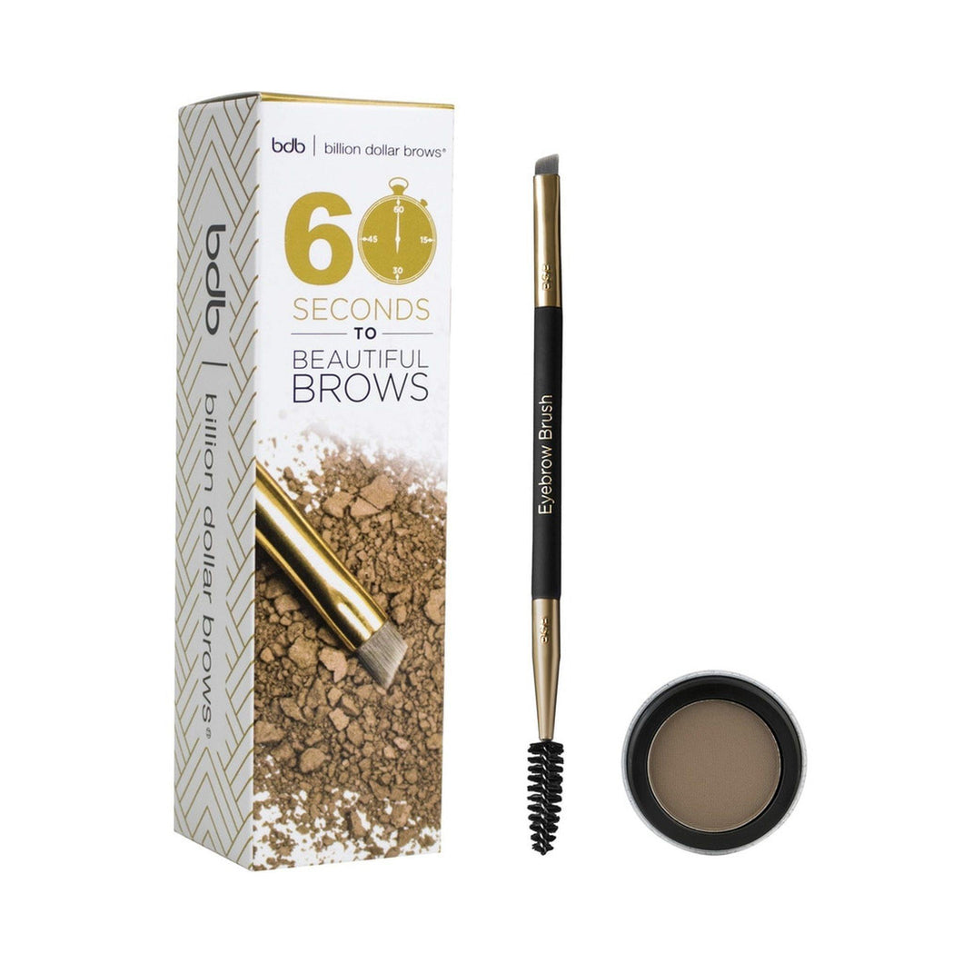60 Seconds To Beautiful BROWS - Brow Bar & More