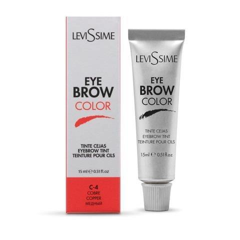 Vopsea Sprâncene Levissime Copper - Shop Brow Bar