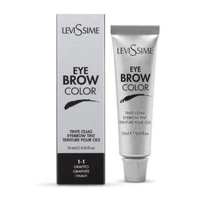 Vopsea Sprâncene Levissime Graphite - Shop Brow Bar