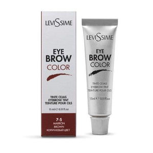 Vopsea Sprâncene Levissime Brown - Shop Brow Bar