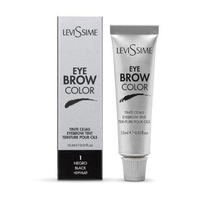 Vopsea Sprâncene Levissime Black - Shop Brow Bar