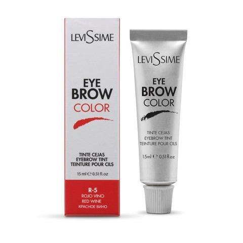 Vopsea Sprâncene Levissime Red Wine - Shop Brow Bar