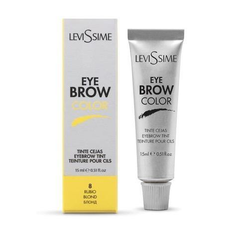 Vopsea Sprâncene Levissime Blond - Shop Brow Bar