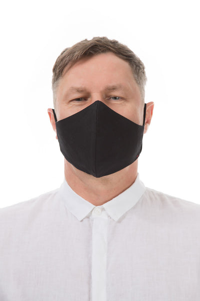 Reusable Black Face Masks €5.95 x 20 PCS