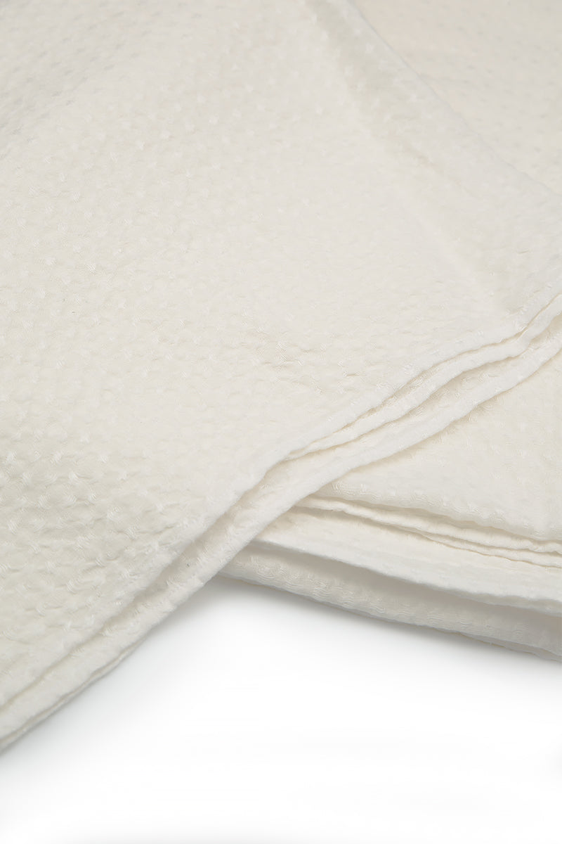 Natural White Linen Towel - GRIZAS | Natural Contemporary Womenswear