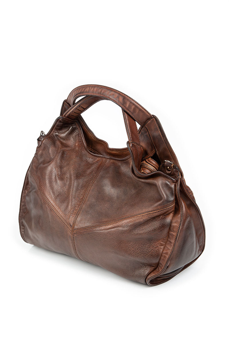 Borsa CLOVES Terra Brown Handbag