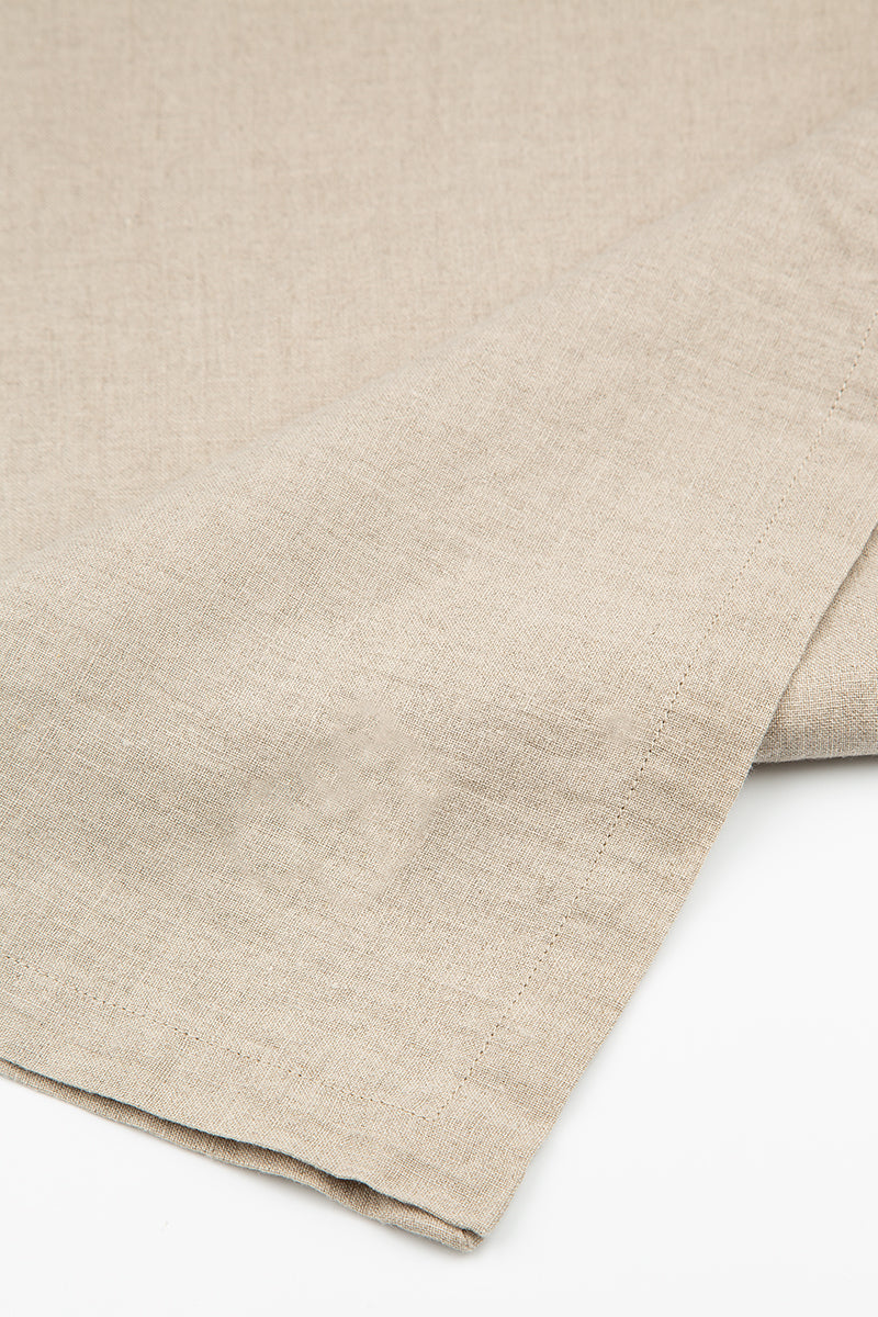 Natural Soft Linen Table Runner