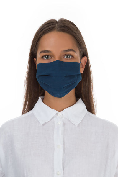 Pack Of Mixed Pleated Reusable Face Masks €9.99 x 10 PCS