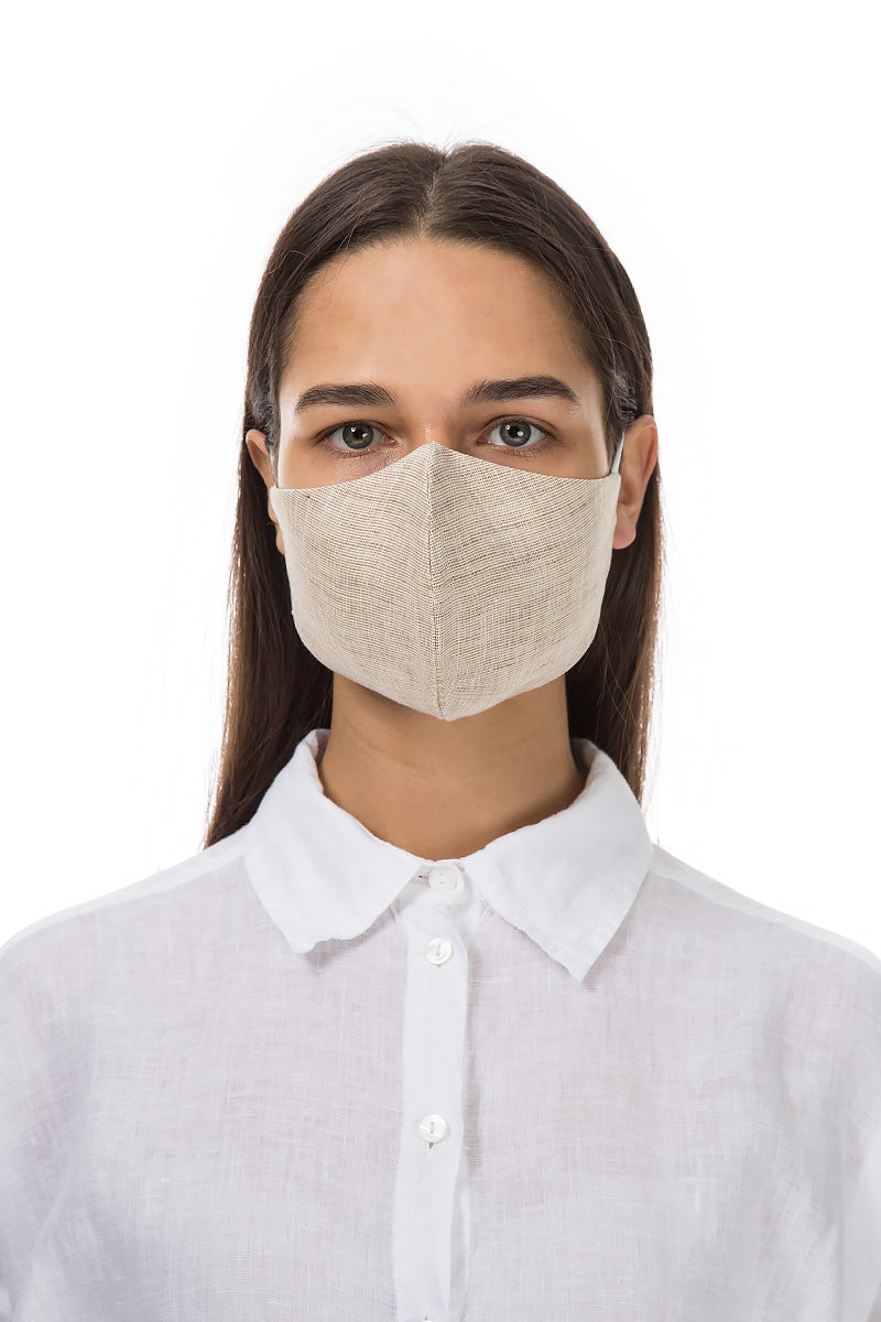 Reusable Sand Protective Masks €4,95 x 20 PCS - GRIZAS | Natural Contemporary Womenswear