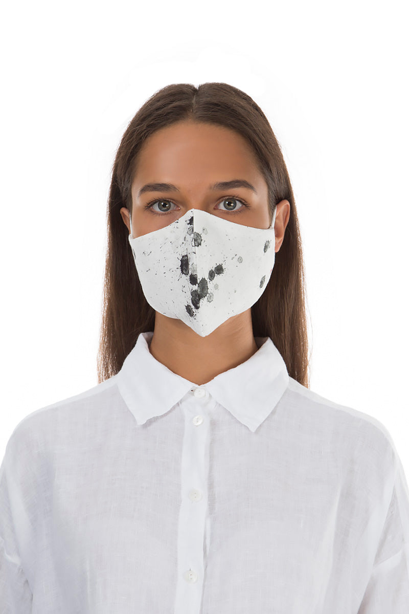 Reusable Splash Print Face Masks