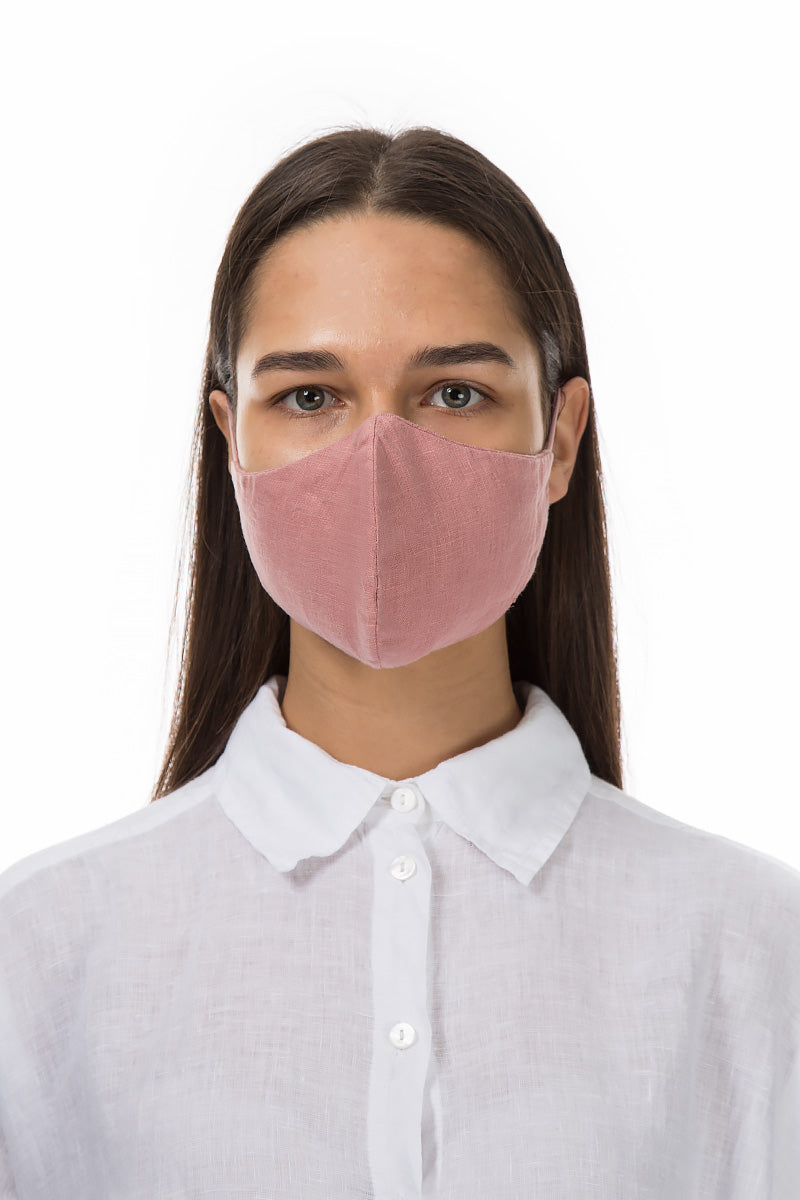 Pack Of Reusable Protective Masks - Bloom €4,95 x 20 PCS - GRIZAS | Natural Contemporary Womenswear