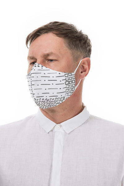 Reusable Figures Print Face Masks