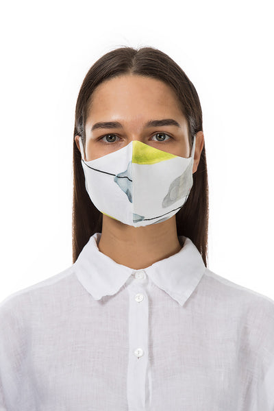 Reusable Minimalist Print Protective Masks €4,95 x 20 PCS - GRIZAS | Natural Contemporary Womenswear