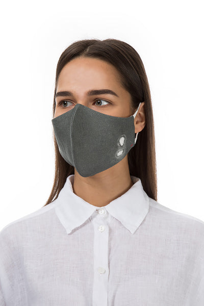 Reusable Modern Print Protective Masks €4,95 x 20 PCS - GRIZAS | Natural Contemporary Womenswear