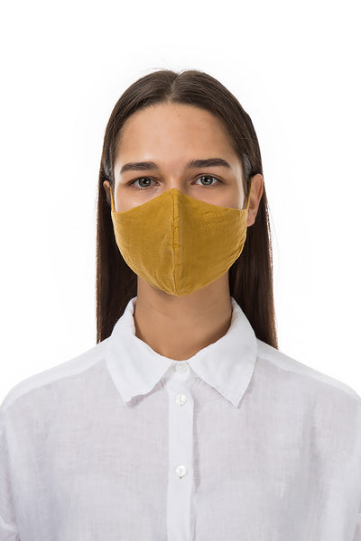 Pack Of Reusable Protective Masks - Earth €4,95 x 20 PCS - GRIZAS | Natural Contemporary Womenswear