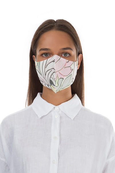 Reusable Floral Print Face Masks