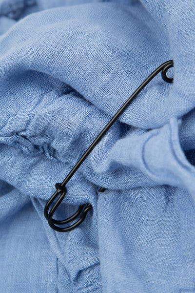 Safety Pin Accessory - GRIZAS | Natural Contemporary Womenswear
