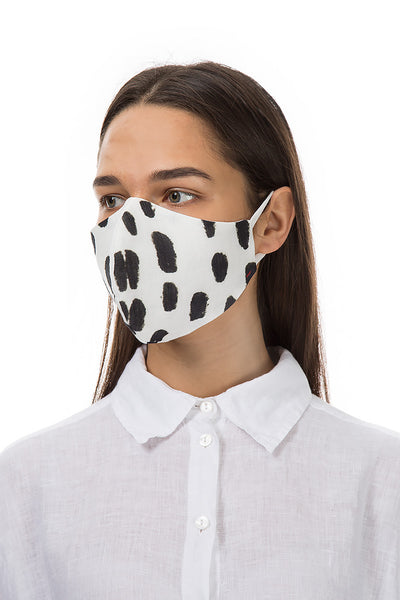 Pack Of Printed Reusable Protective Masks €4,95 x 20 PCS - GRIZAS | Natural Contemporary Womenswear