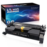 Uniwork 26A M426fdw Compatible Toner Cartridge Replacement for HP 26A CF226A 26X CF226X use for HP LaserJet Pro M402n M402dn M402dw, HP LaserJet Pro MFP M426fdw M426fdn M426dw Printer (1 Black)