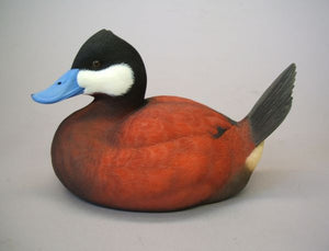Doug Adams Artist Edition Ruddy Duck