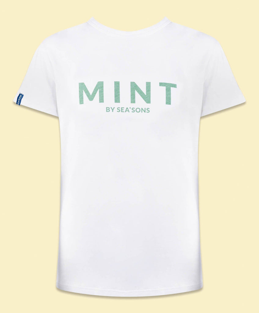 Kids | True color t-shirt | Green - Mint
