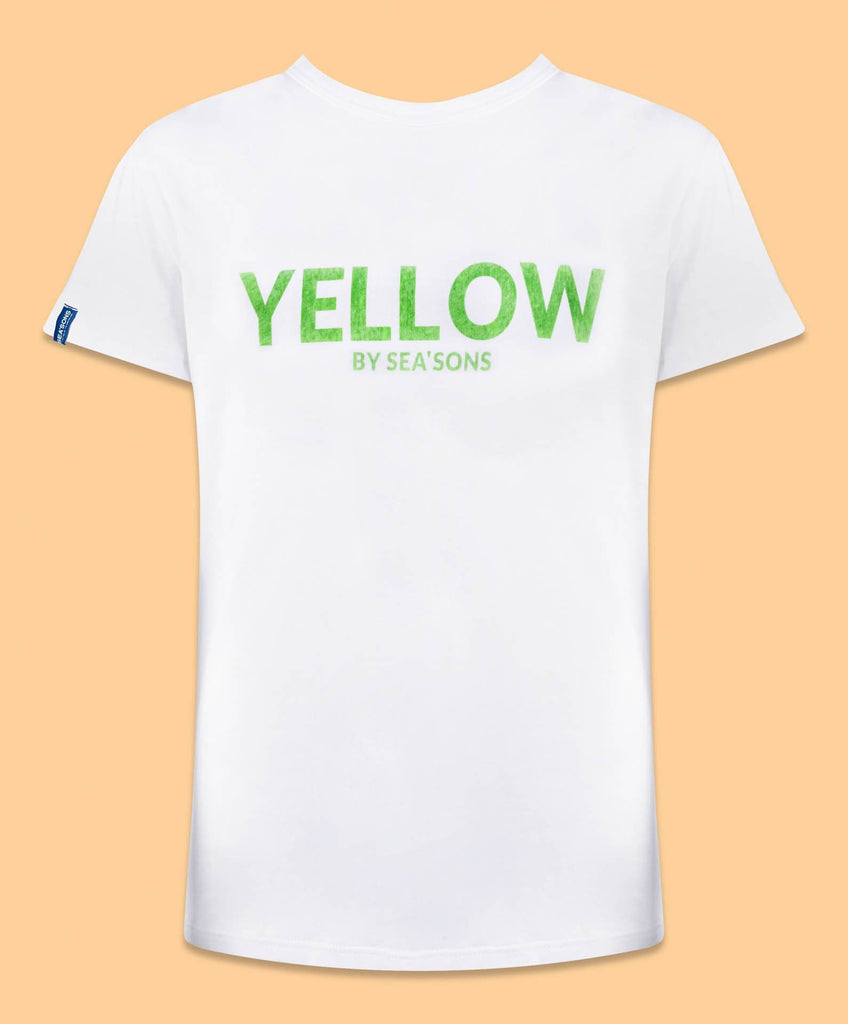True color t-shirt | Green - Yellow