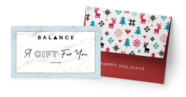 Balance Athletica Gift Card