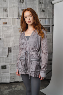Load image into Gallery viewer, The Women's Intensity Jacket - Osmium