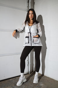 The Women's Intensity Jacket - Hydrogen