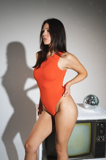 Load image into Gallery viewer, The Allora Bodysuit - Phosphorus