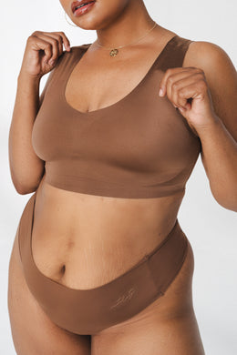The Dream Bra - Mocha