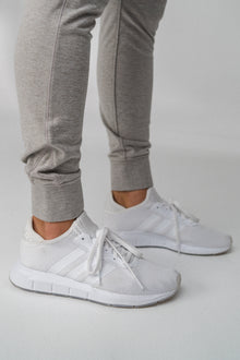 Load image into Gallery viewer, The Women's Select Jogger - Heather Ash