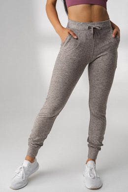 The Women's Select Jogger - Heather Sierra