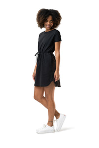 The Ease Dress - Midnight